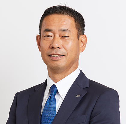 Group Managing Executive President, ORIX Real Estate Corporation Toshinari Shibuya